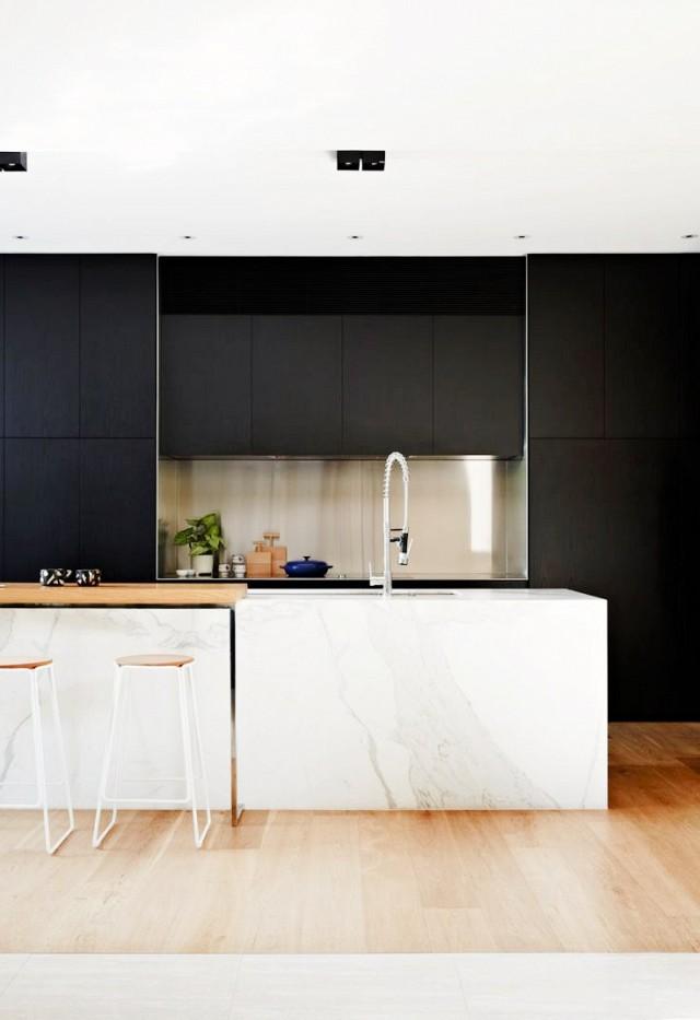 marble kitchens 12 Stunning Modern Marble Kitchens 12 Stunning Modern Marble Kitchens4