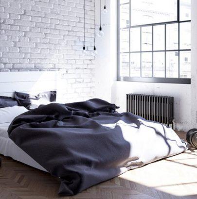 Contemporary & Scandinavian Bedroom Ideas scandinavian bedroom ideas Contemporary & Scandinavian Bedroom Ideas Contemporary Scandinavian Bedroom Ideas 5 405x410