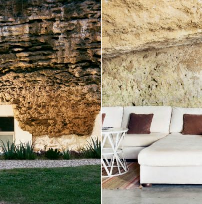 """House Cave"", an Adventurous and Modern Home Upon Sierra Morena"