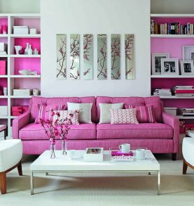 10 stunings ways to color up your home. modern home 10 Stunning Ways to Color Up Your Modern Home 10 stunings ways to color up your home 277x293