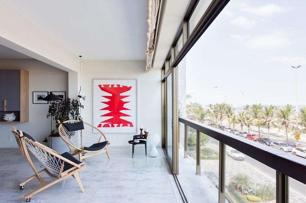 Modern Apartment in Copacabana with Scandinavian Design (2)