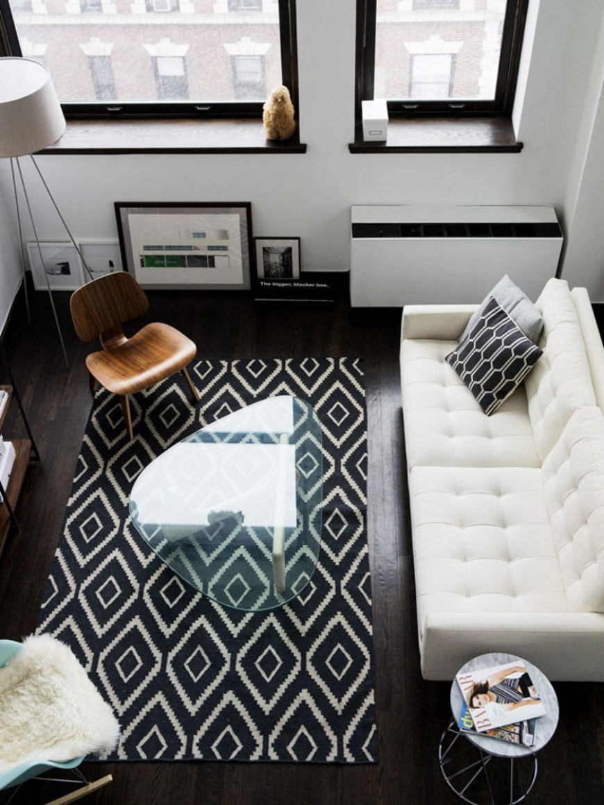 Small Living Room Ideas To Use In Your Modern Home (3)