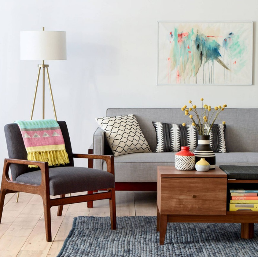 Small Living Room Ideas To Use In Your Modern Home (4)