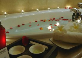 5 Ways to Create the Perfect Spa at Home