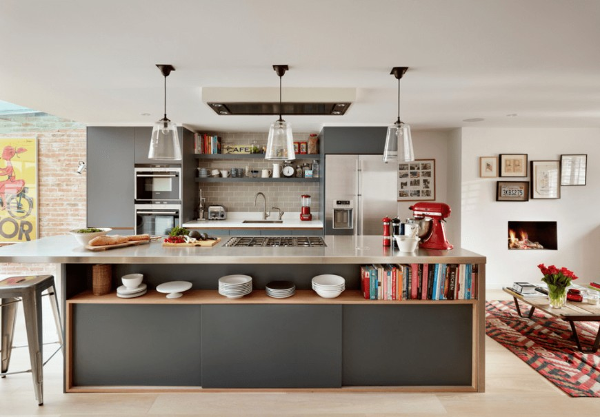 Best Gray Kitchen Ideas For A Chic Space (3) kitchen ideas Best Gray Kitchen Ideas For A Chic Space Best Gray Kitchen Ideas For A Chic Space 6