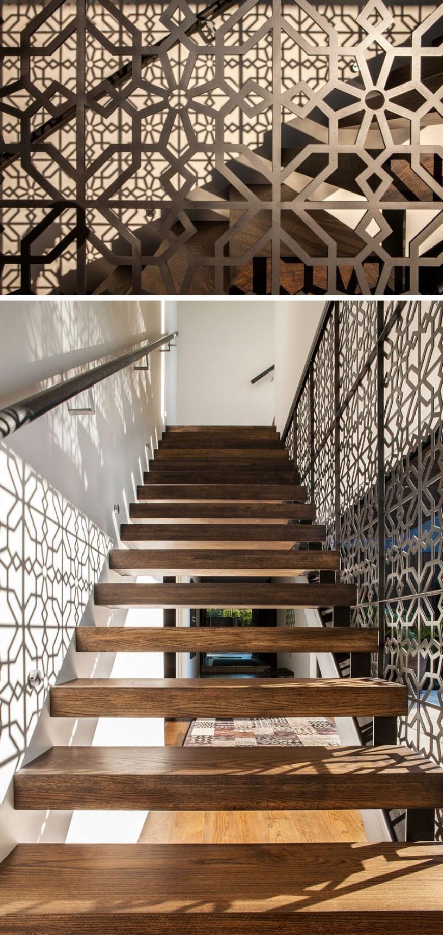 Creative Stair Railings For Your Modern Home | Modern Home ...