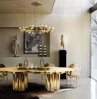 Dining Room Ideas To Create An Elegant Space (11)