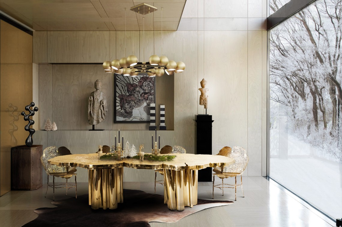Dining Room Ideas To Create An Elegant Space (11) dining room ideas Dining Room Ideas To Create An Elegant Space Dining Room Ideas To Create An Elegant Space 11