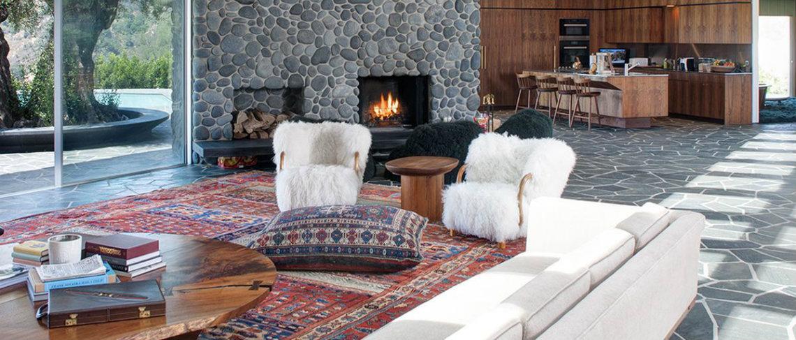 Look Inside Adam Levine's Hollywood Hills Modern Home