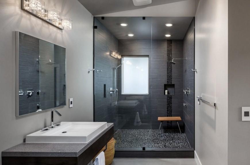 Modern Bathroom Ideas To Create A Clean Look (7) bathroom ideas Modern Bathroom Ideas To Create A Clean Look Modern Bathroom Ideas To Create A Clean Look 7