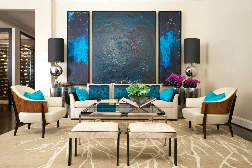 Modern Home with lots of colour by Moll Anderson modern home Modern Home with lots of colour by Moll Anderson Modern Home with lots of colour by Moll Anderson