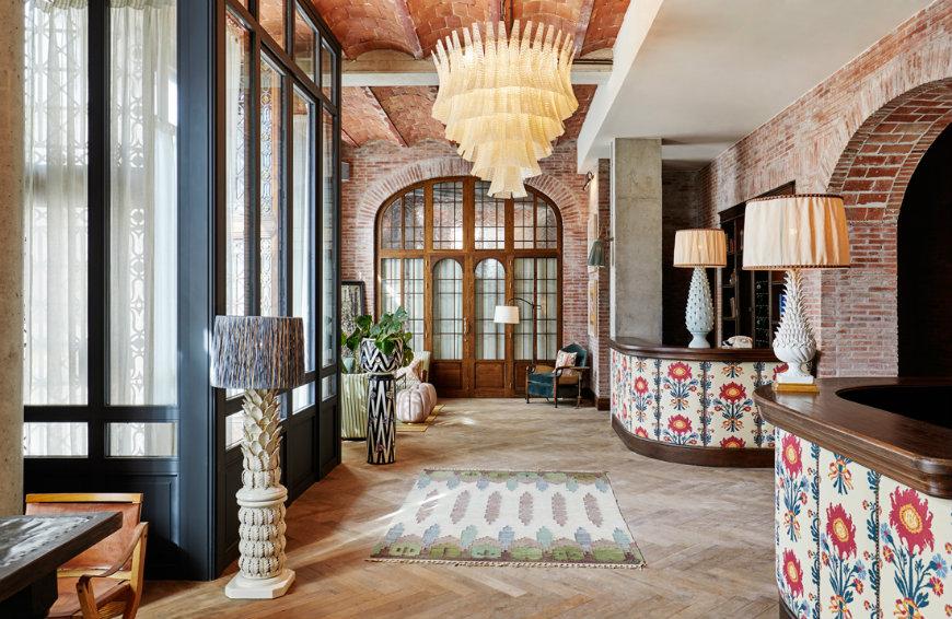 Soho Modern House in Barcelona