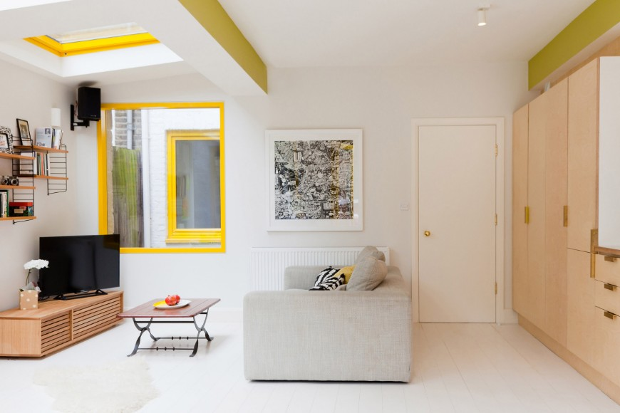Sunny London Home Add Some Fun To Your Modern Home (6)