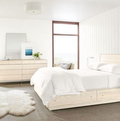 White Bedroom Decor Ideas to use in your modern home