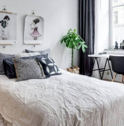 Get To Know The Best Scandinavian Bedroom Design Ideas (2) scandinavian bedroom design Get To Know The Best Scandinavian Bedroom Design Ideas Get To Know The Best Scandinavian Bedroom Design Ideas 2 405x410