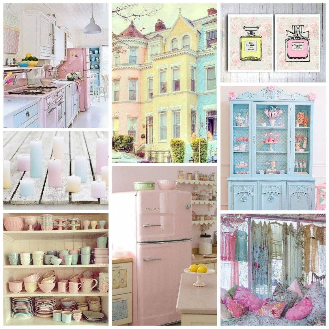 sale retailer 18aac 3a46a Trend Alert: Pastel Trend In Home Decor | Modern Home Decor