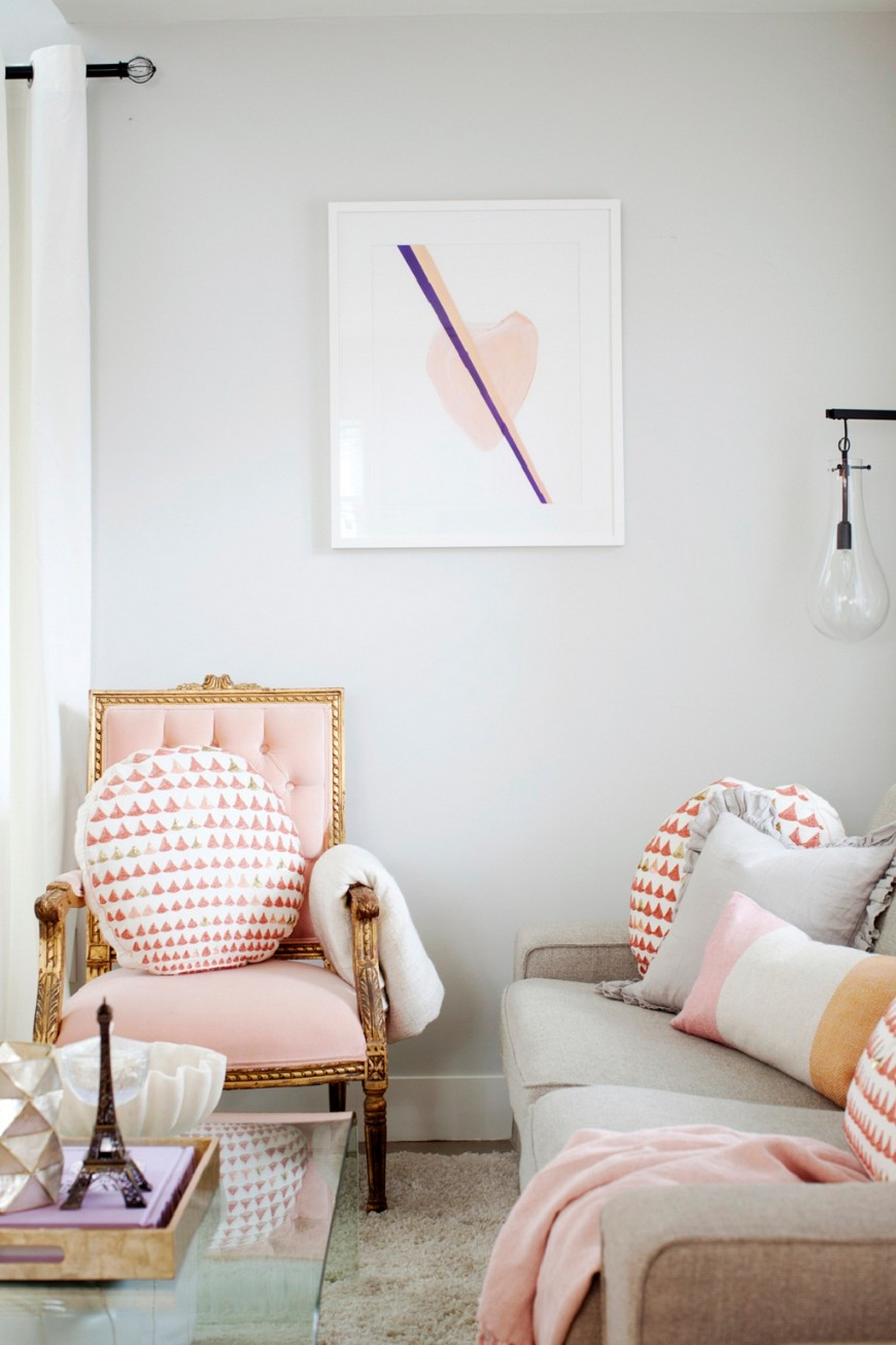 Trendy Color Schemes To Decorate Your Living Room | Modern Home Decor