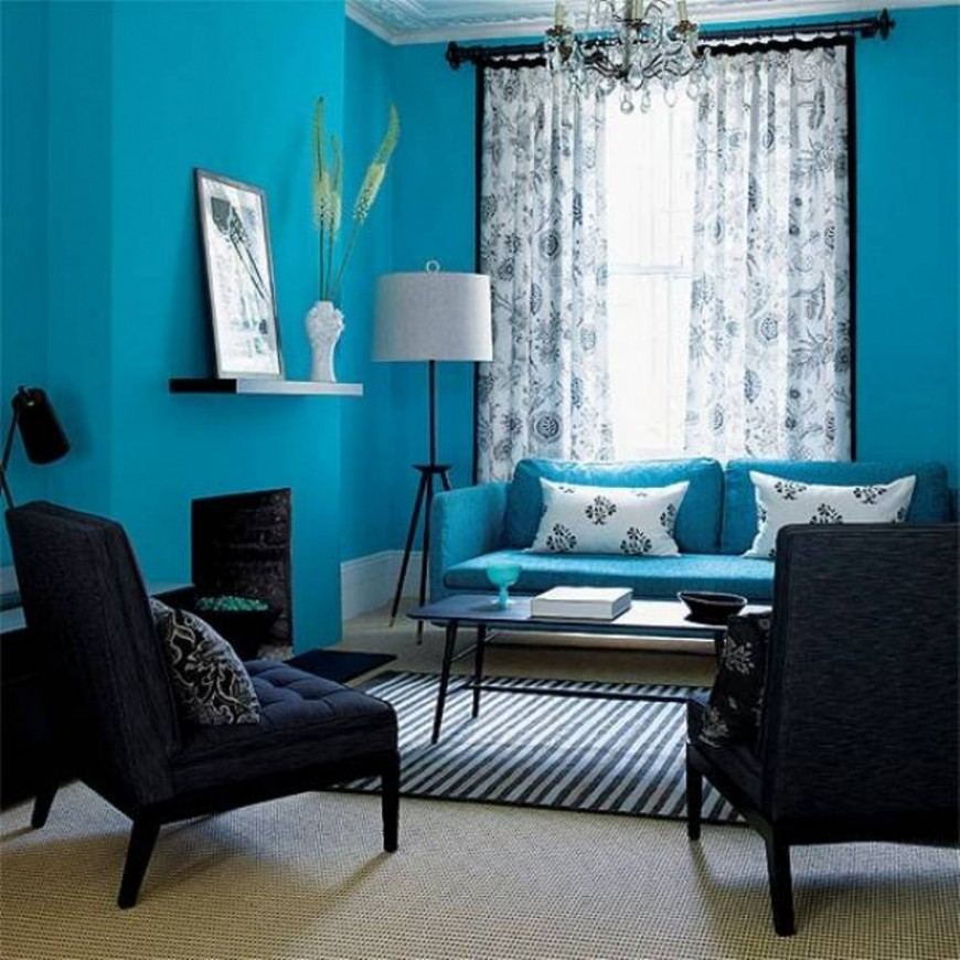 Trendy Color Schemes To Decorate Your Living Room Modern Home Decor - Trendy colors for living rooms