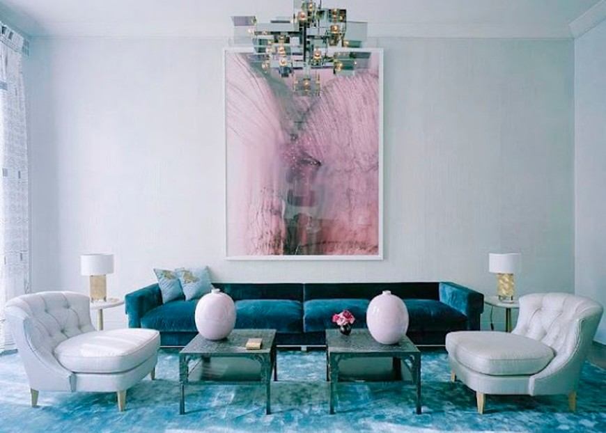 living room Trendy Color Schemes To Decorate Your Living Room Trendy Color Schemes To Decorate Your Living Room 7