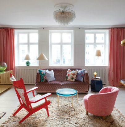 modern apartment in copenhaguen