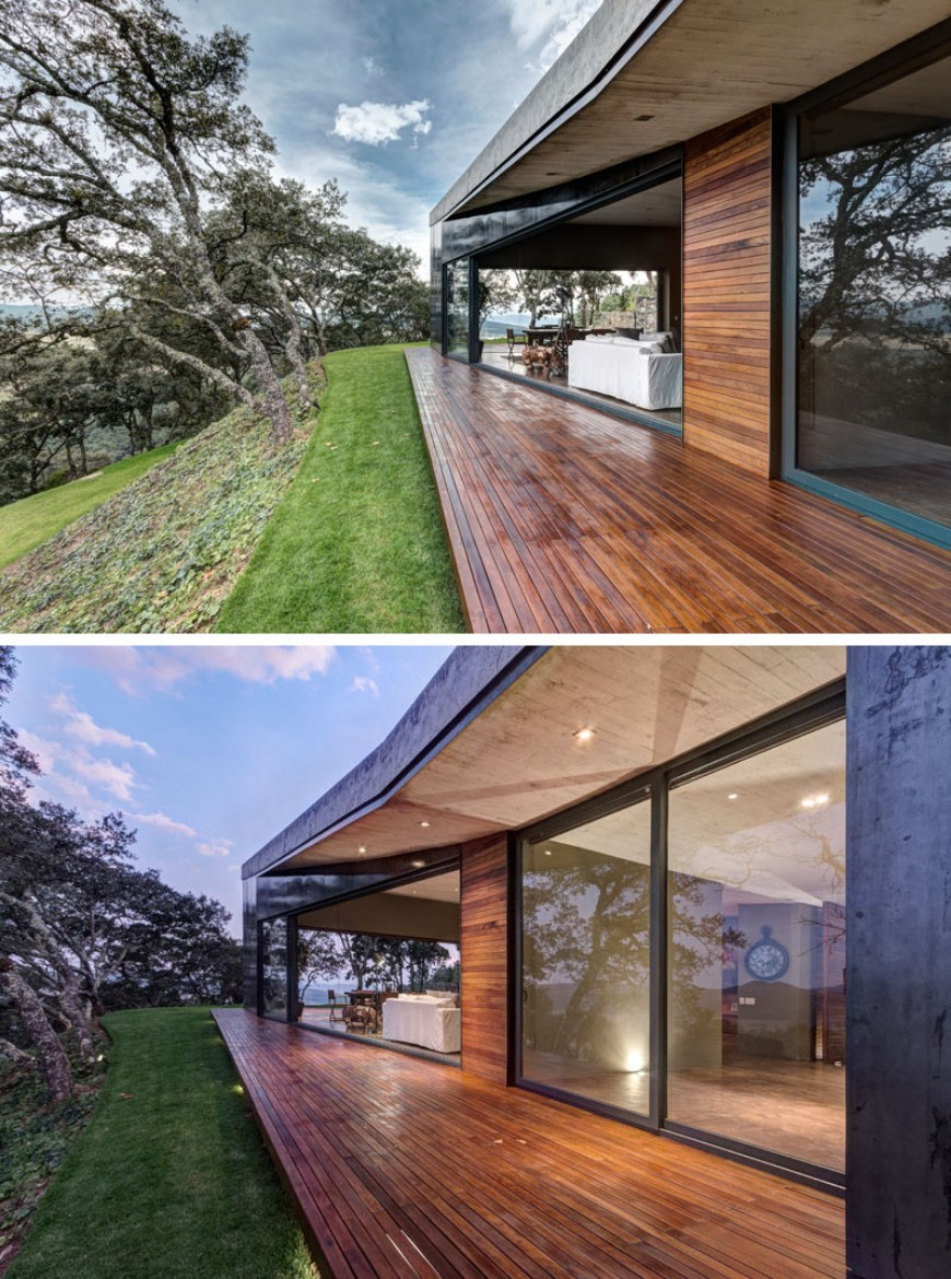 modern house Around the World: Discover this Modern House in Tapalpa, Mexico Around the World Discover this Modern House in Tapalpa Mexico 5