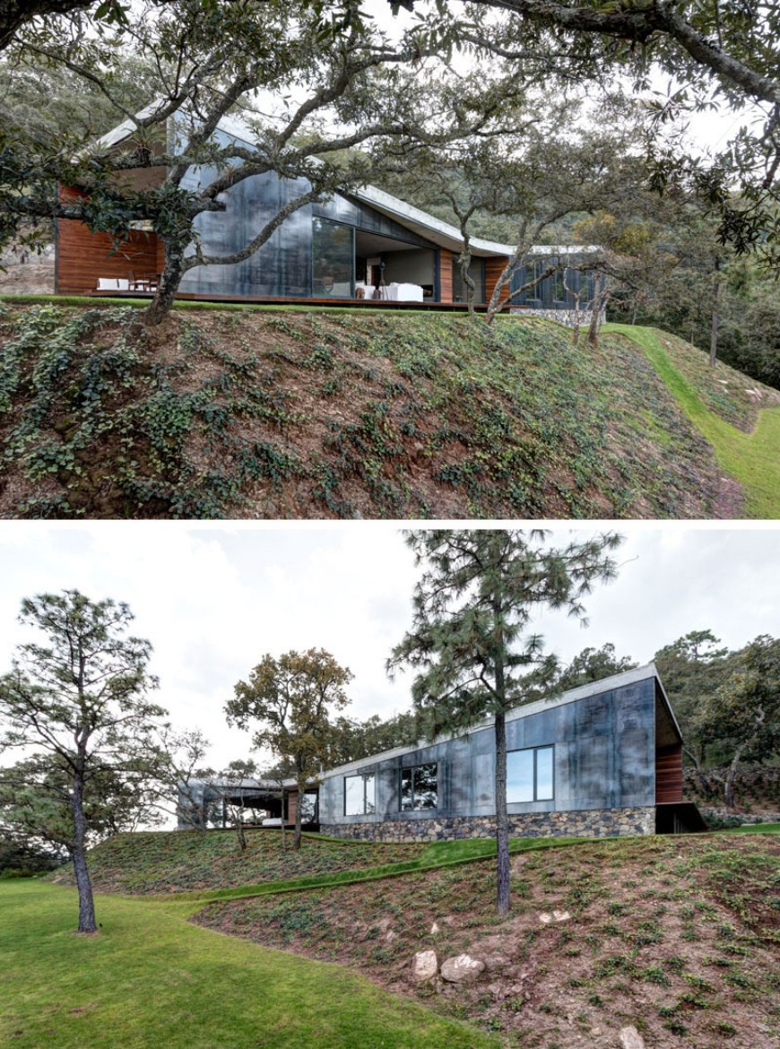 Around the World: Discover this Modern House in Tapalpa, Mexico