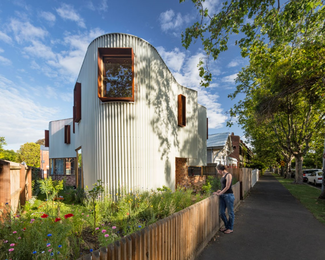 Around the World: Discover this Zig-Zag Modern House in Melbourne modern house Around the World: Discover this Zig-Zag Modern House in Melbourne Around the World Discover this Zig Zag Modern House in Melbourne 6