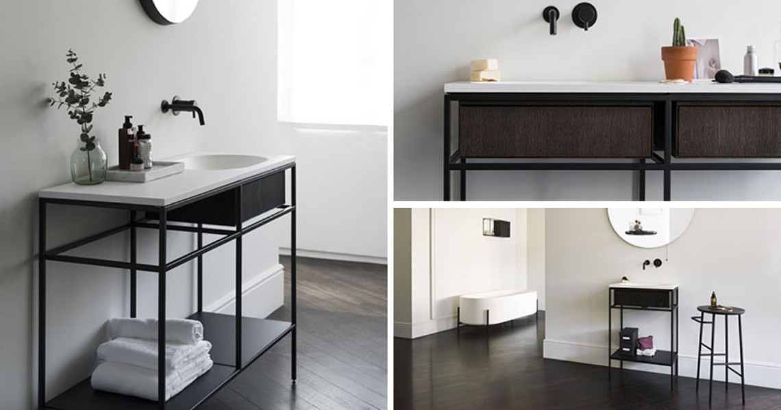 Minimalist Bathroom Consoles for your Modern Home Decor
