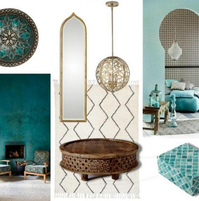 Mood Board: Moroccan Style in Interior Design interior design Mood Board: Moroccan Style in Interior Design Mood Board Moroccan Style in Interior Design 8 1 405x410
