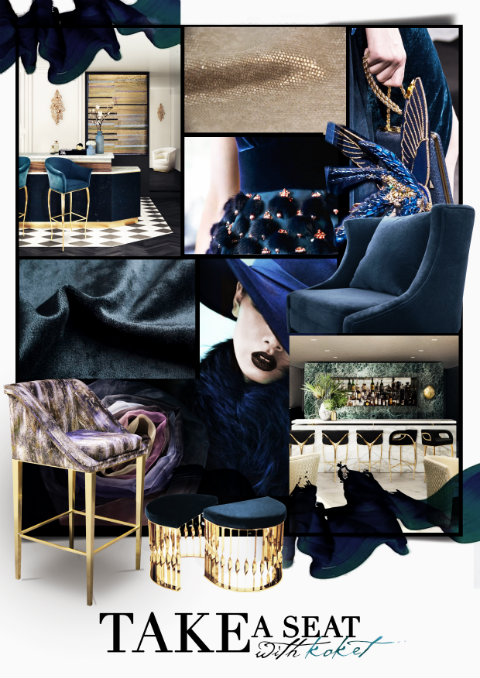 Desirable & Classic Chairs by KOKET Page 1 Image 2