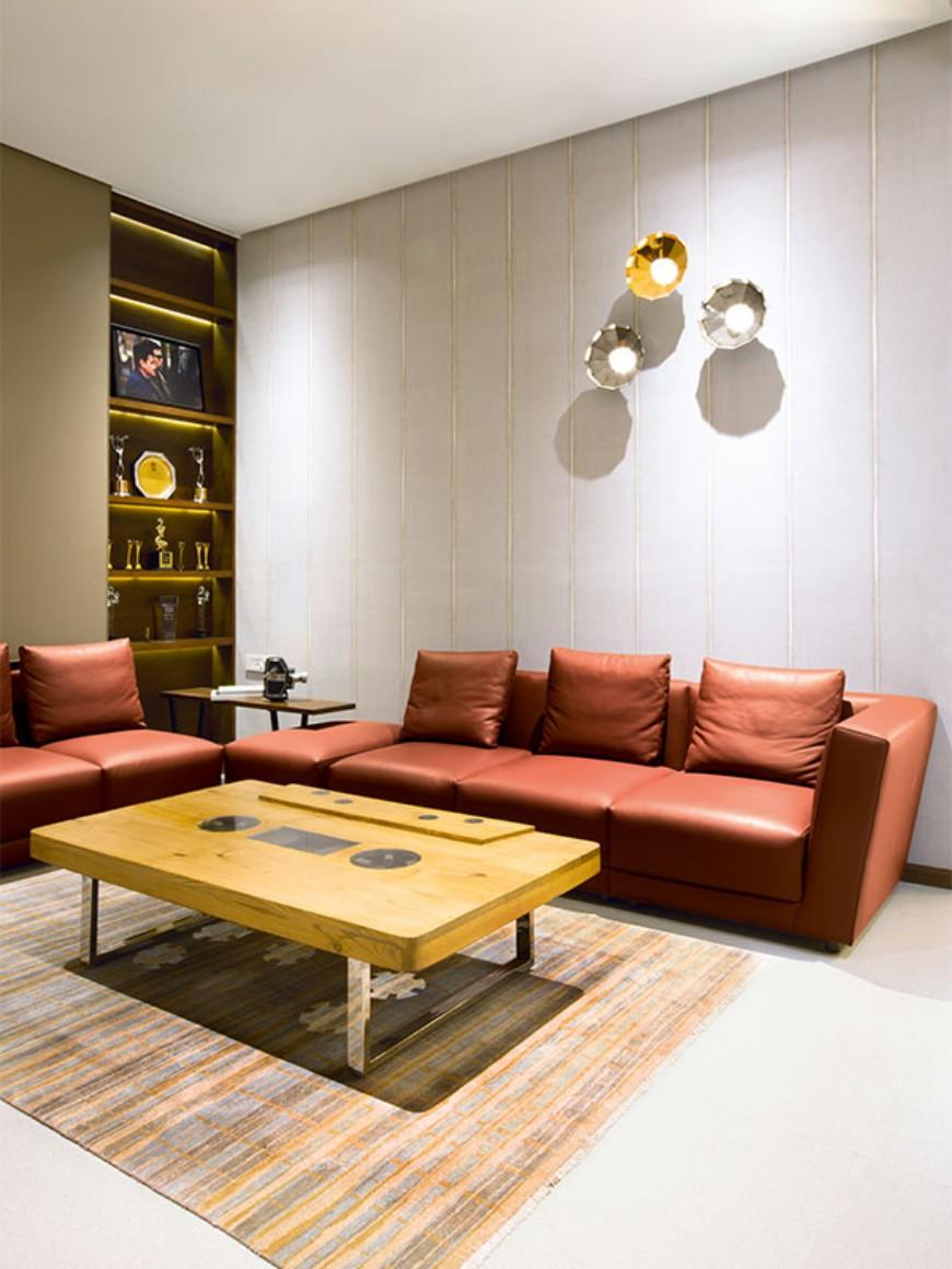 Step Inside Bollywood Star Karan Johar Workspace And Feel Inspired