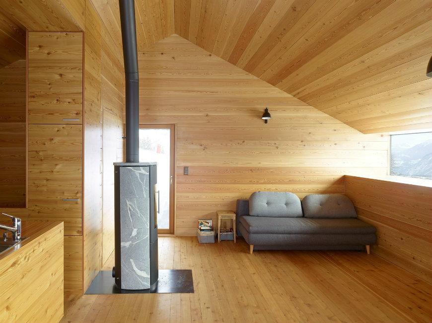 Swiss Alps Gaudin Modern House II modern house Swiss Alps Gaudin Modern House Swiss Alps Gaudin Modern House II