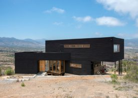 Around the World: Discover this Modern House in Chile