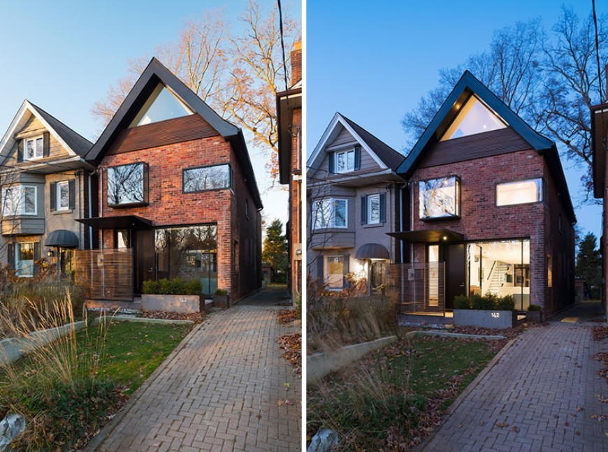 modern houses Fall in Love with these Modern Houses Made of Brick Fall in Love with these Modern Houses Made of Brick 4