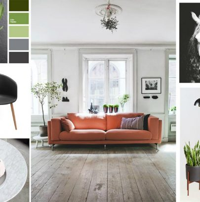 Mood Board: How To Use Small Space Design