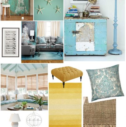 Mood Board: The New Summer Trends in Interior Design