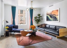Be Inspired by This Modern Apartment Decor in Brooklyn