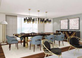 Meet These Light Fixture Ideas for a Modern Dining Room