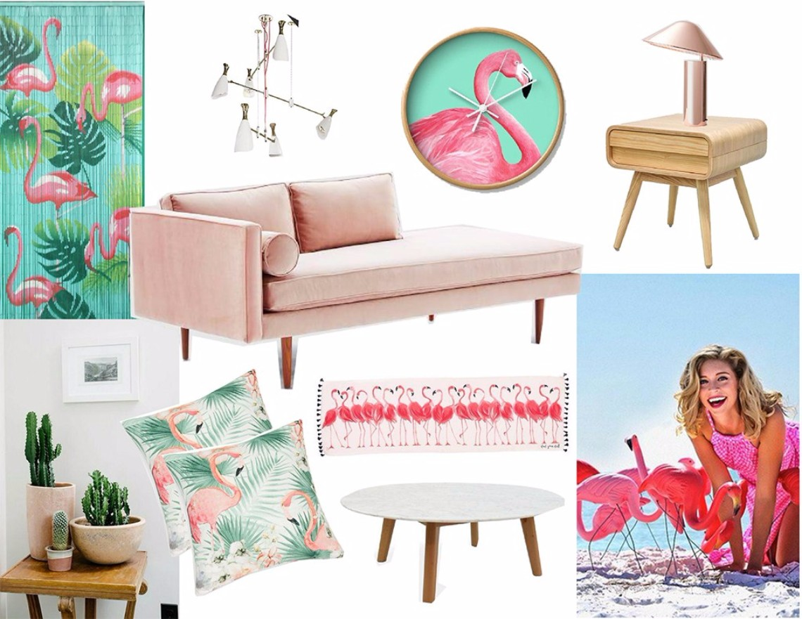 Mood Board: Feel The Pink Flamingo in Home Decor Home Decor Mood Board: Feel The Pink Flamingo in Home Decor Mood Board Feel The Pink Flamingo in Home Decor 8