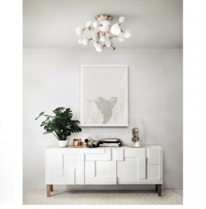 Mood Board: White Ideas to your Home Design