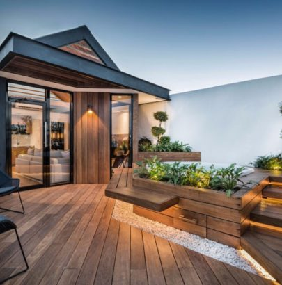 The Modern Rooftop That You Need in Your Life