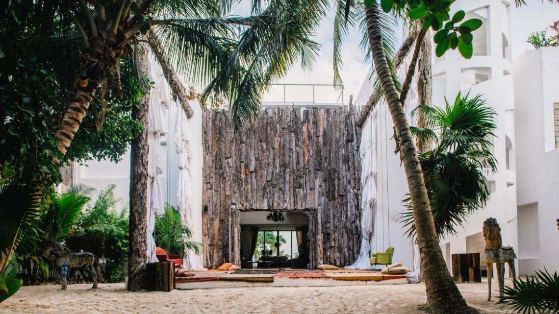 When Pablo Escobar's Mansion Becomes a Boutique Hotel