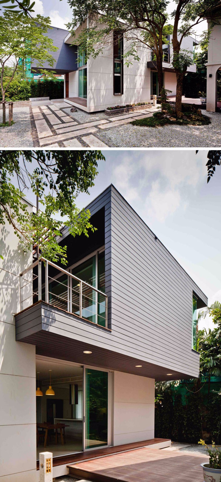 Around the World: Discover this Modern Home in Thailand Modern Home Around the World: Discover this Modern Home in Thailand Around the World Discover this Modern Home in Thailand 1