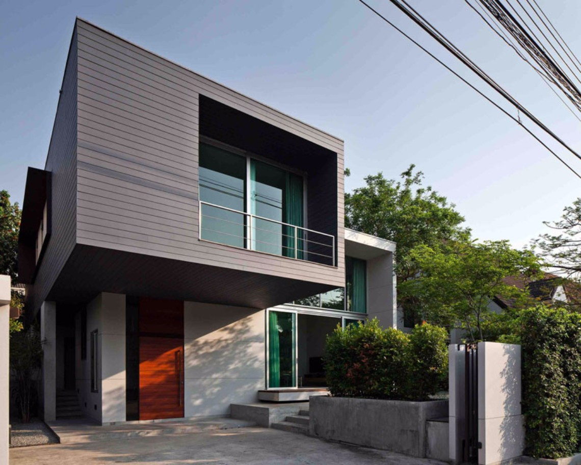 Around the World: Discover this Modern Home in Thailand