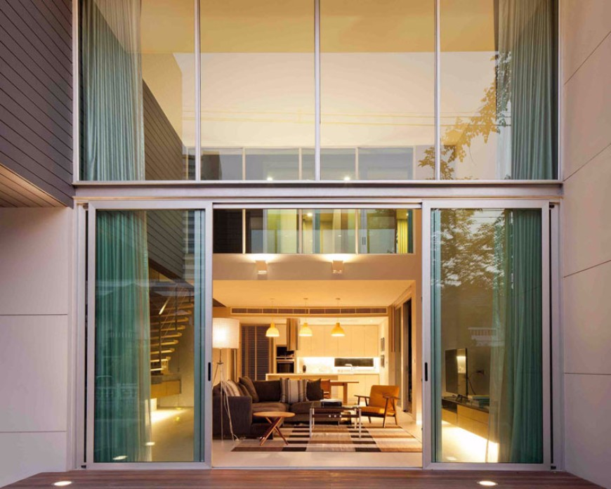 Modern Home Around the World: Discover this Modern Home in Thailand Around the World Discover this Modern Home in Thailand 6