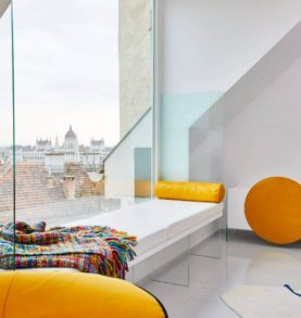 Colorful Apartment in the Heart of Budapest