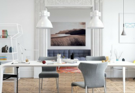 Find Out The Best Of The Scandinavian Style in Home Decor