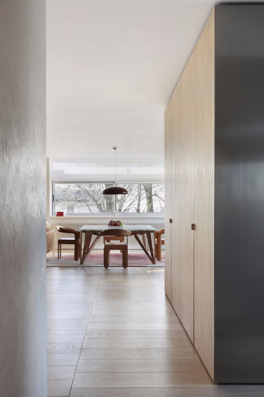 Get to Know This Minimalist Apartment in London