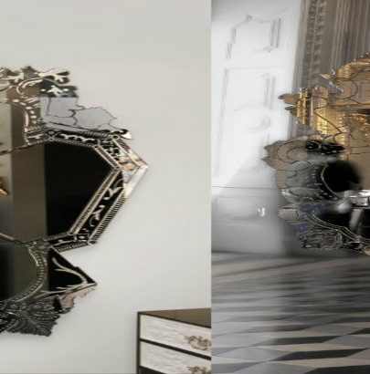 Luxury Mirrors That Will Transform Your Living Room into a Ballroom
