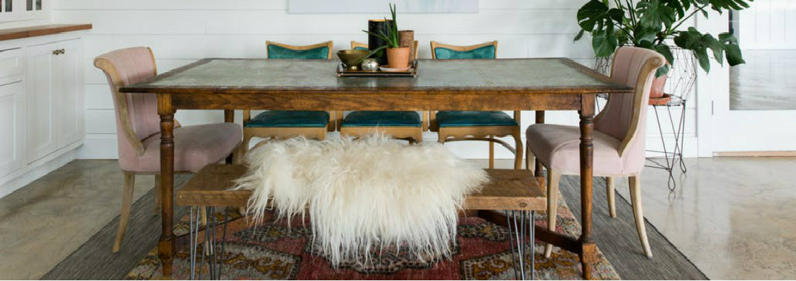 Improve Your Dining Room Décor With This Rustic Inspiration